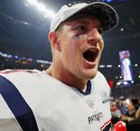 Gronkowski Coy on Future After Super Bowl Win