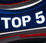 Monday's Top 5 Plays