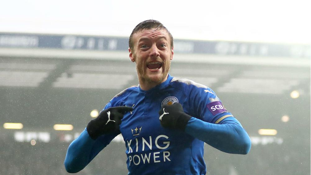 Leicester put four past West Brom at The Hawthorns
