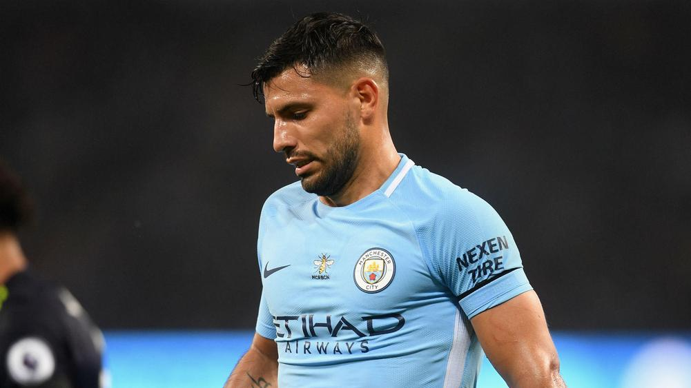 Manchester City's Aguero Injured In Car Crash