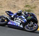 Beaubier Sets Friday Pace at Sonoma