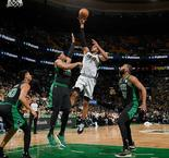 GAME RECAP: Spurs 115, Celtics 96