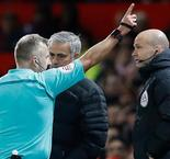 Mourinho exclu du match entre Manchester United et West Ham