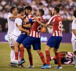 Atletico Madrid Thrash Rivals Real Madrid In ICC