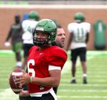 College Football: Meet North Texas Quarterback Mason Fine