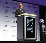 MLS Commissioner Garber Signs Contract Extension