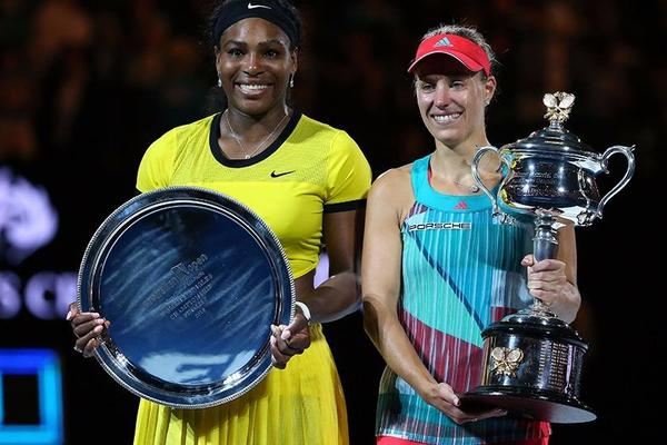 Serena Williams suffers stunning loss to Angelique Kerber in Australian Open Final