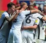 Scintillating Swansea breezes past Birmingham