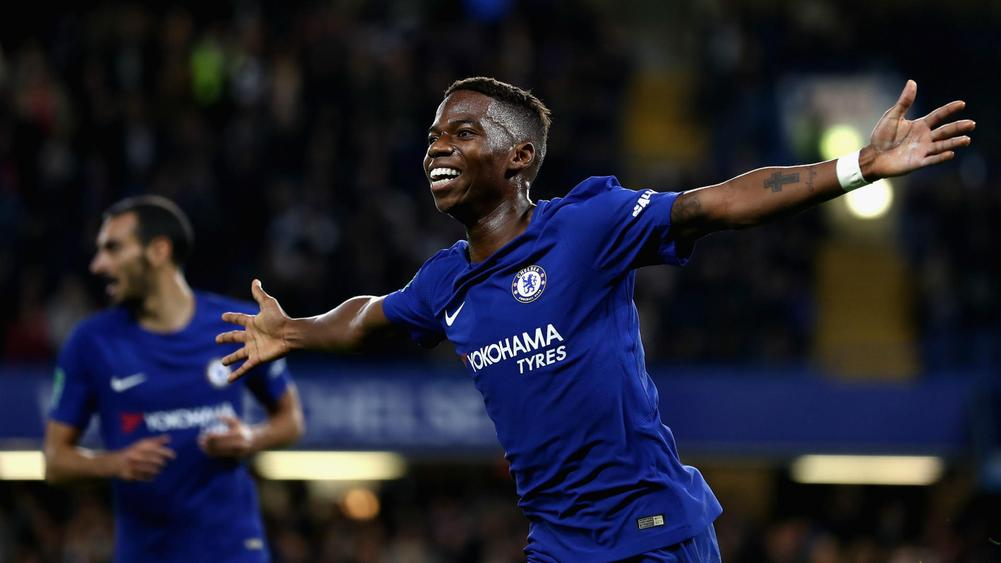 Chelsea midfielder Musonda joins Celtic on loan