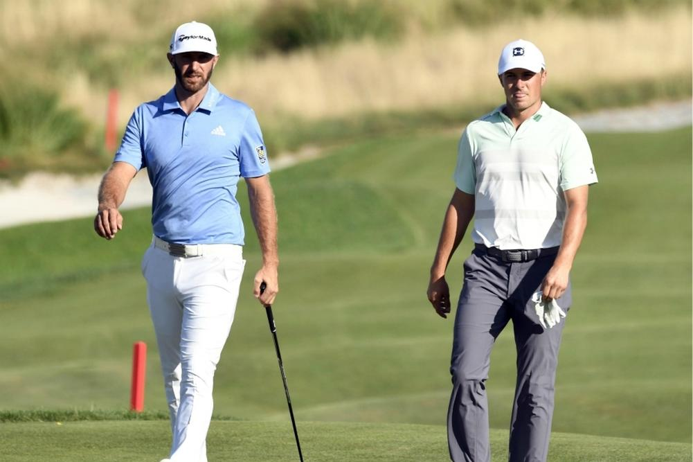 Jersey City: Johnson et Spieth reculent