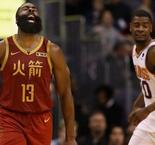 NBA - Harden continue sa série avec Houston