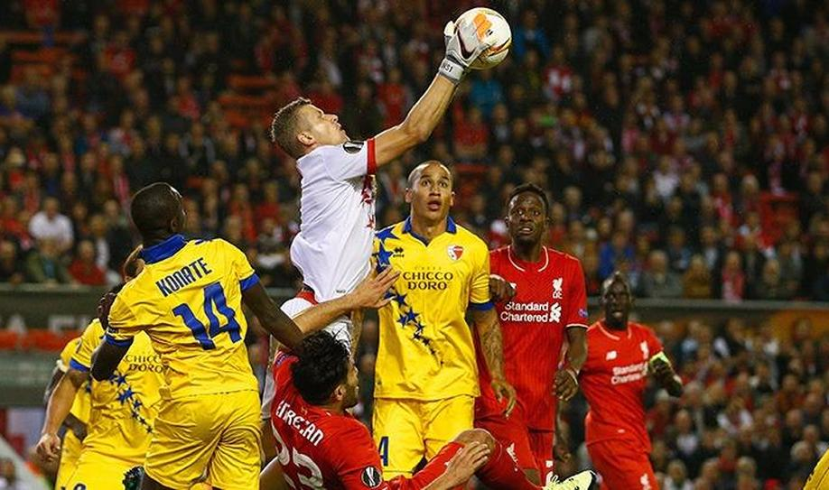 Liverpool 1-1 Sion