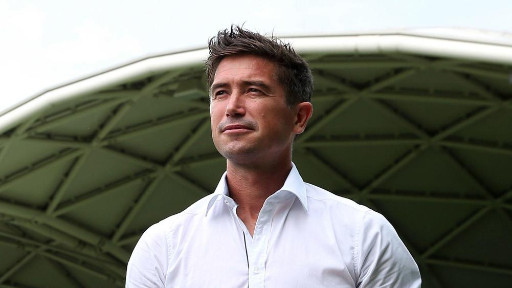 Harry Kewell named Crawley head coach