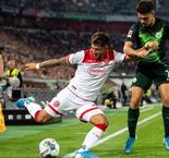 Wolfsburg lament missed chance to go top with Duesseldorf draw