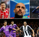 Champions League Quarter-Final Matchups By The Numbers