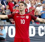 Pulisic headlines USA squad for World Cup qualifiers