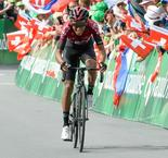 Tour de Suisse: Bernal en impose