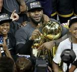 LeBron James and the NBA Finals in numbers