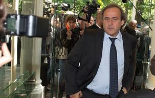 Platini 'rejects all allegations'