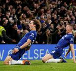 Premier League - Chelsea 2 Manchester City 0 - Match Report