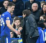 Cahill injury not serious, Conte claims
