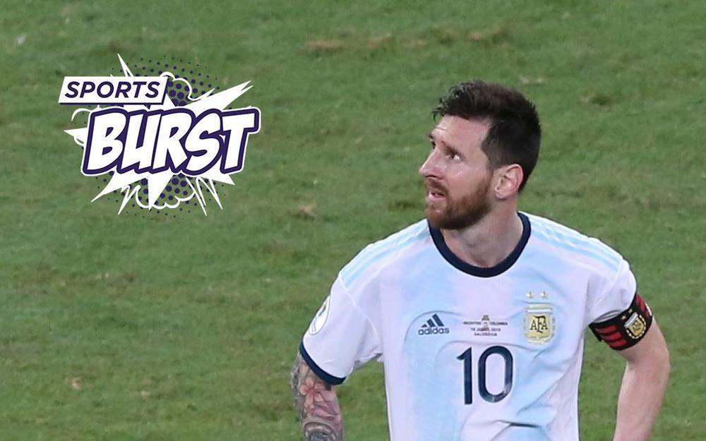 Argentina and Leo Messi fight to avoid a miserable history repeating for the Albiceleste as an under-fire Brazil suffer the morning after the night before - Sports Burst, June 19, 2019 | beIN SPORTS USA