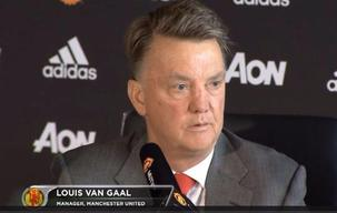 Mixed feelings for van Gaal on Champions League draw