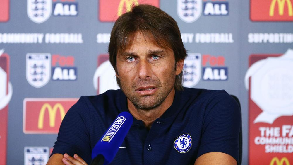 Antonio Conte on Eden Hazard Rumours, Nemanja Matic Sale