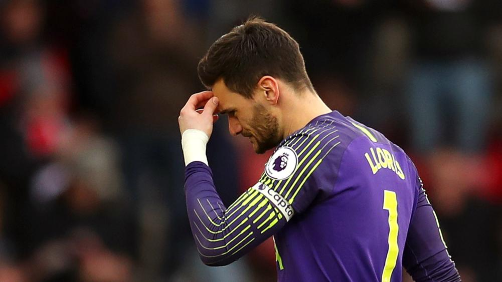 48ae8e4b381 A last-gasp own goal from Toby Alderweireld following a flap from Hugo  Lloris sent Liverpool back to the top of the Premier League.
