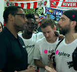 The XTRA: Neymar And Red Bull Host 5v5 Tournament In Miami