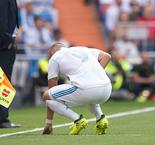 Benzema Suffers Serious Hamstring Injury