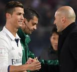 Ronaldo on board with Zidane's rotation policy