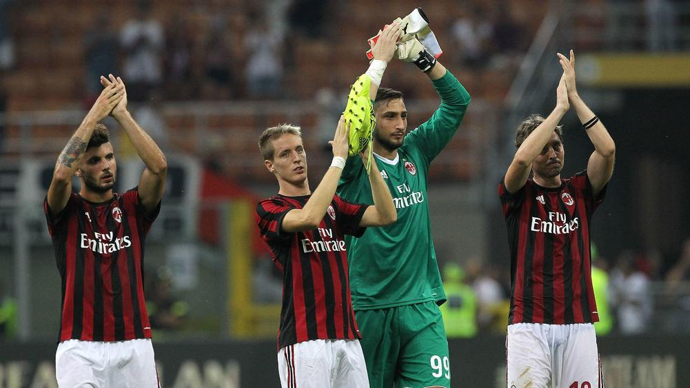 Milan with a comfortable draw, Eastern trips for Arsenal