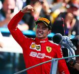 Leclerc Elated With 'Extremely Difficult' Victory
