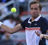 Medvedev reaches first Masters final