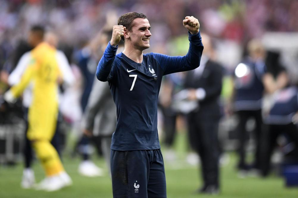 International : Ballon d'Or : Griezmann, Kroos approuve
