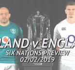 Ireland v England - Six Nations preview