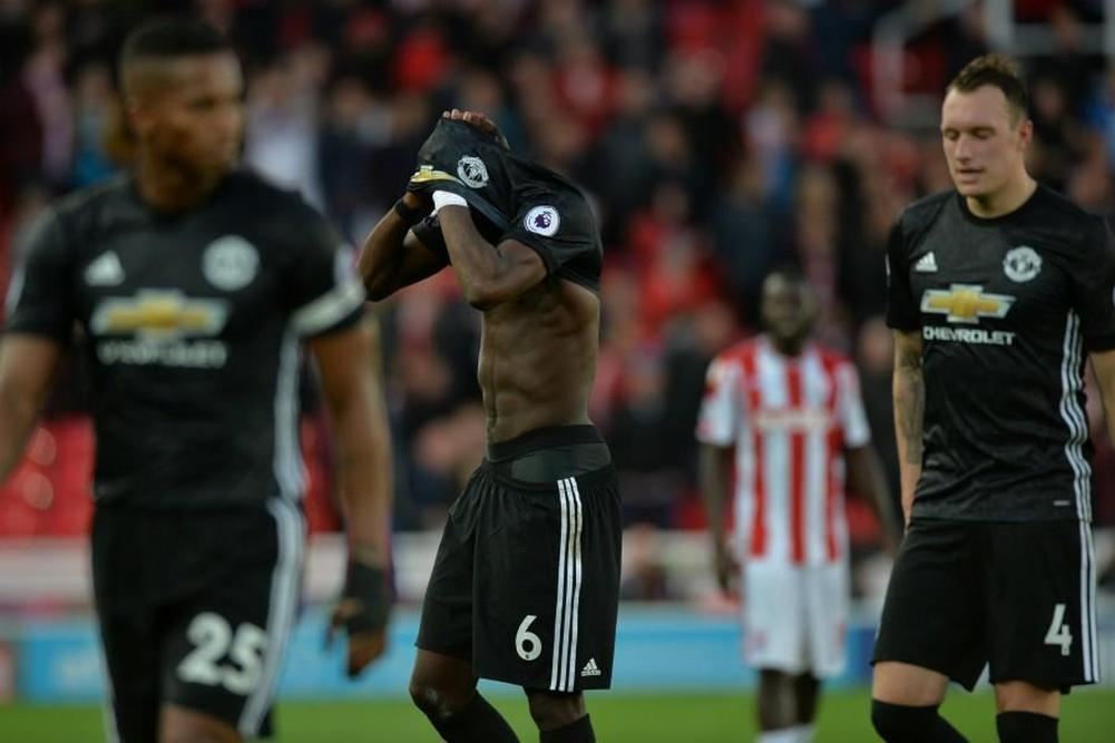 Stoke : Choupo-Moting accroche Manchester United !