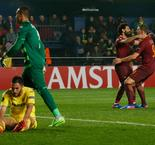 UEFA Europa League: Villarreal 0 Roma 4