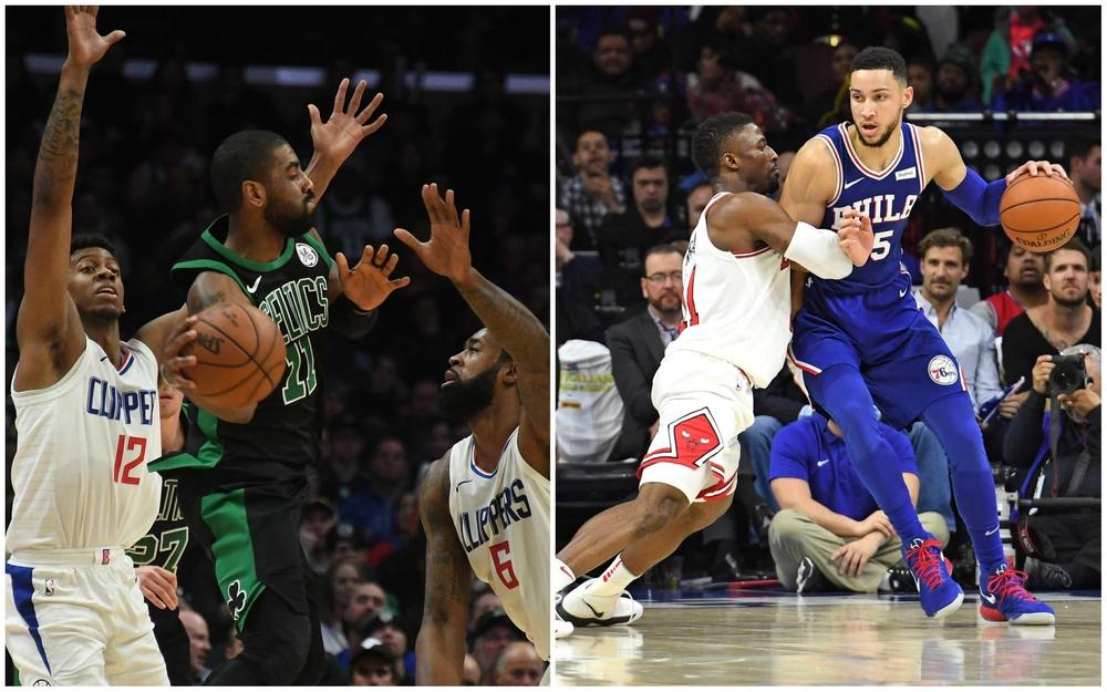 Los Angeles Clippers vs. Boston Celtics