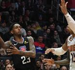GAME RECAP: Clippers 134, Suns 107