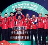 Davis Cup Redemption For Croatia As Classy Cilic Secures Title
