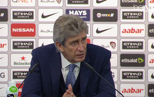 Pellegrini happy with City consistency