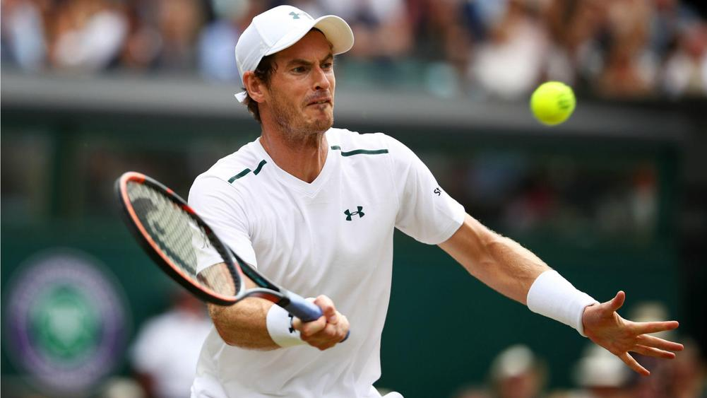 Andy Murray knocked out of Wimbledon in quarter-finals