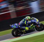 Celebrating 350 GPs with Valentino Rossi