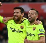 Girona one of the toughest teams in LaLiga - Jordi Alba