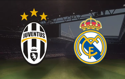 Image result for juventus real madrid head to head