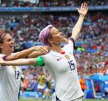 Rapinoe And USWNT Leave France Having Spoken, And Won