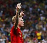 Brazil Didn't Know How To Handle Belgium Tactics In First Half, Says De Bruyne