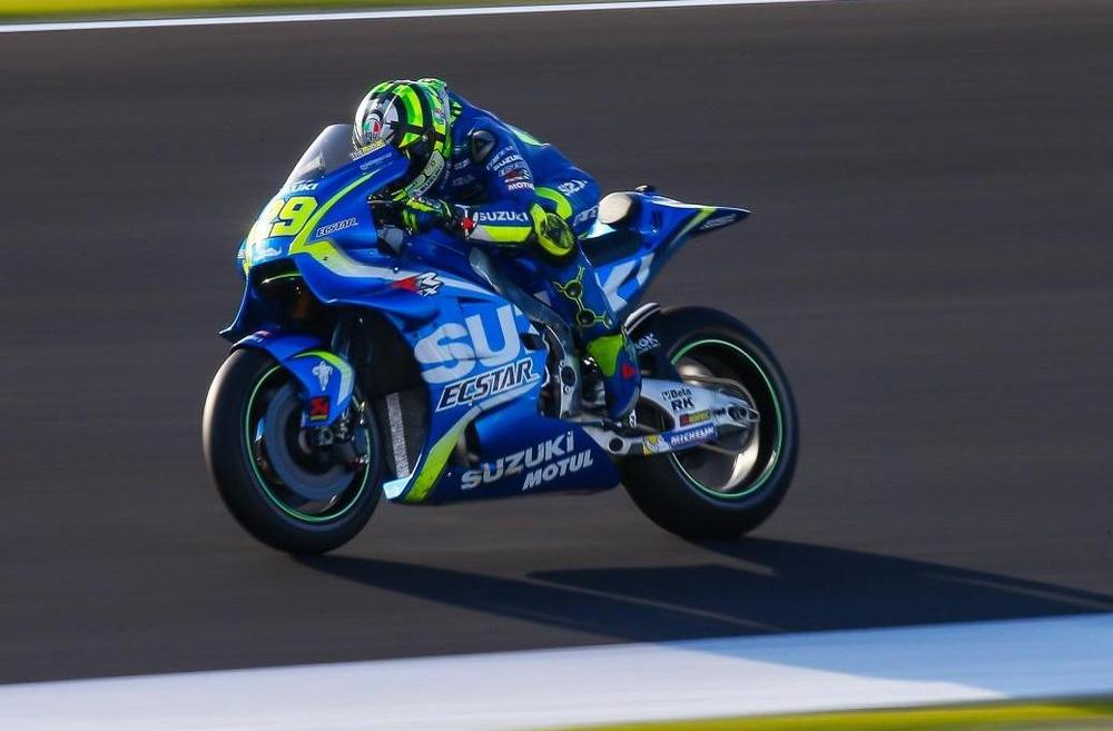 Iannone Fastest on Final Day